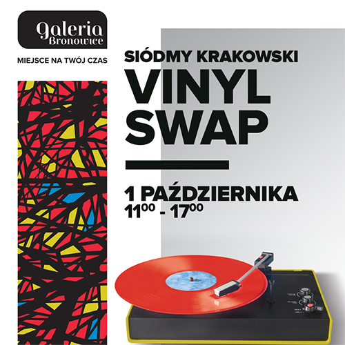 The 7th edition of Vinyl Swap