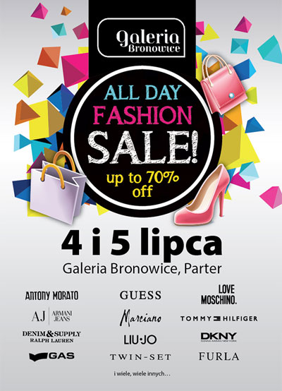 ALL DAY FASHION SALE!