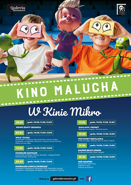 Mikro Cinema for kids