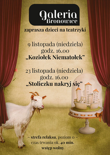 """Niematołek the Billy-Goat"" Theatre"
